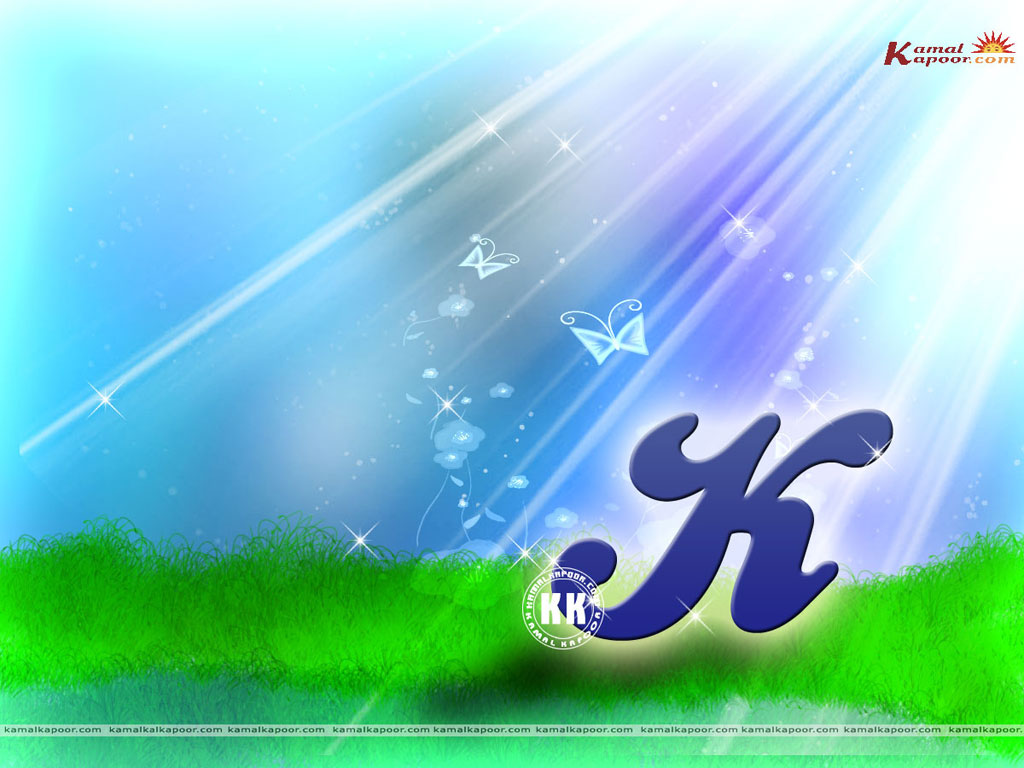 Letter K Wallpapers  WallpaperSafari