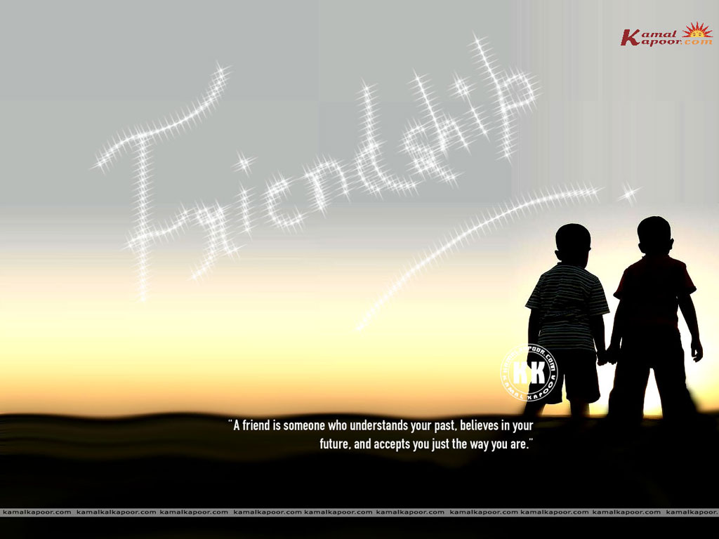 pics photos friendship day wallpaper with quote