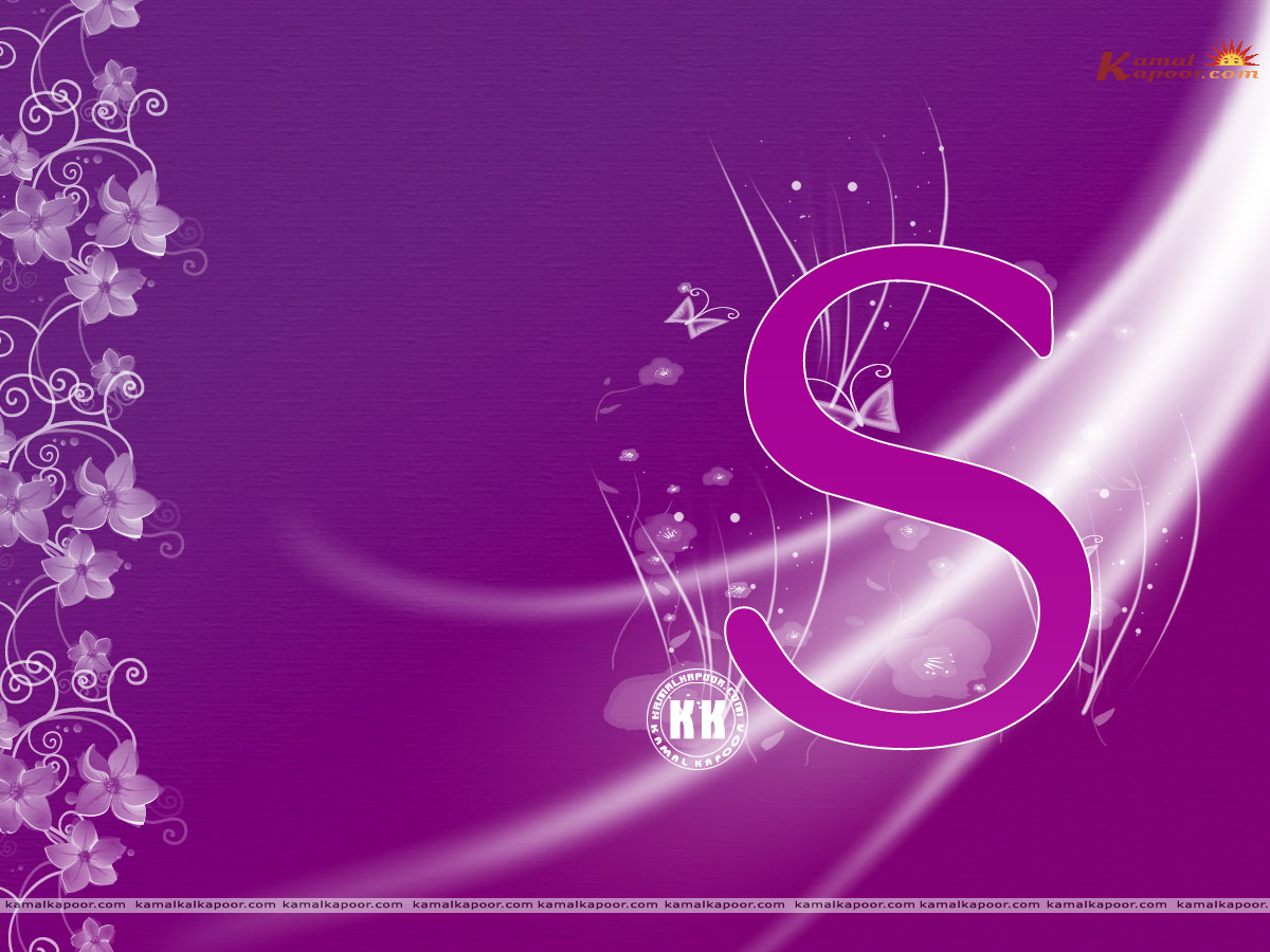 s alphabet letters wallpapers  Free Download