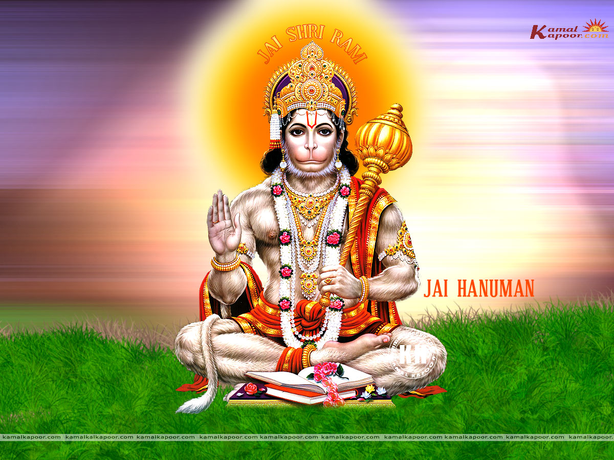 God Hanuman wallpapers...
