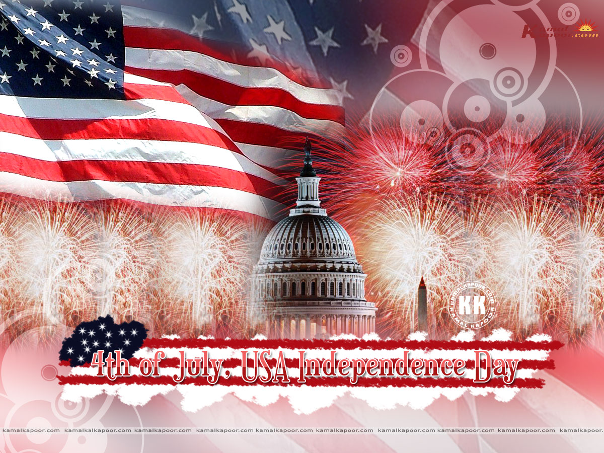 Usa independence day wallpapers for desktop desktop wallpaper wallpapers free4th july free - Fourth of july live wallpaper ...