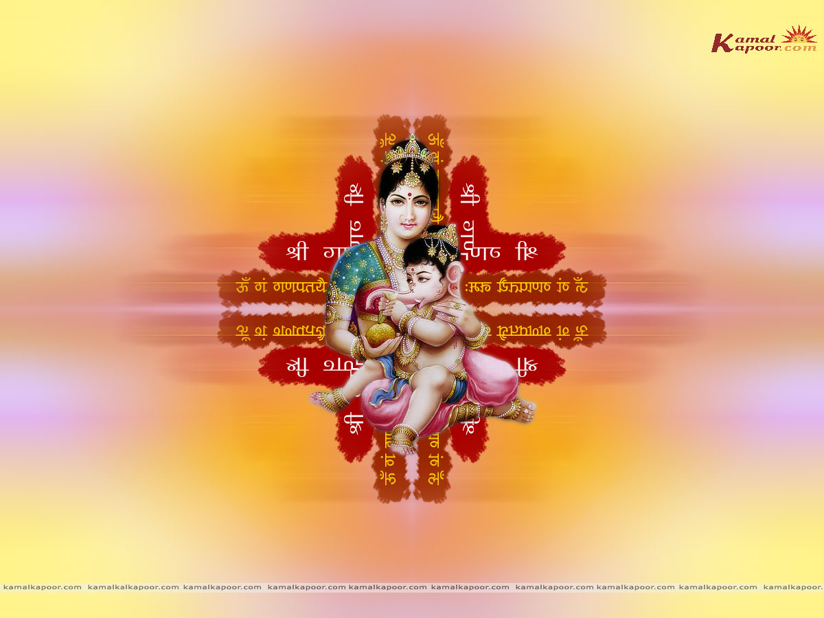 Ganesh Wallpapers, Full screen wallpapers of Ganesh, Hindu God Ganesha