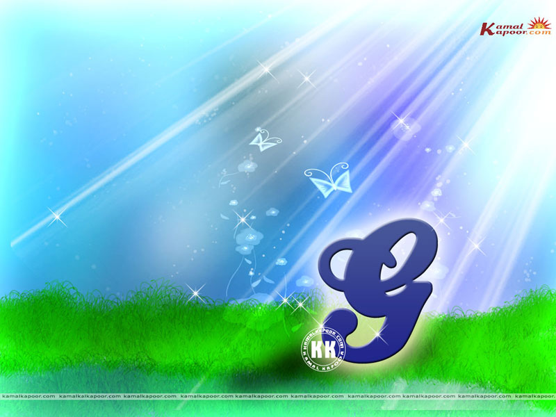 Capital G G Wallpapers Images Of G Stylish Alphabet G
