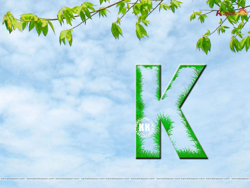 K Alphabet Wallpaper  Super Shareware
