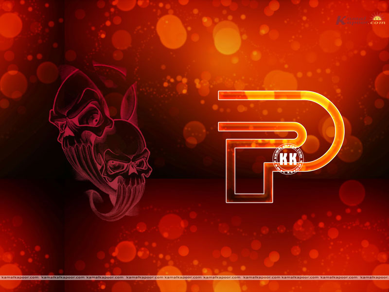 Wallpapers Images Pf P Stylish Alphabet