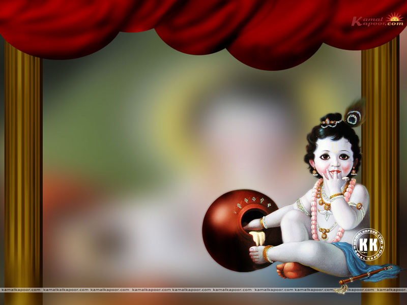 Baby Krishna Wallpapers, Baby Krishna Images, Download