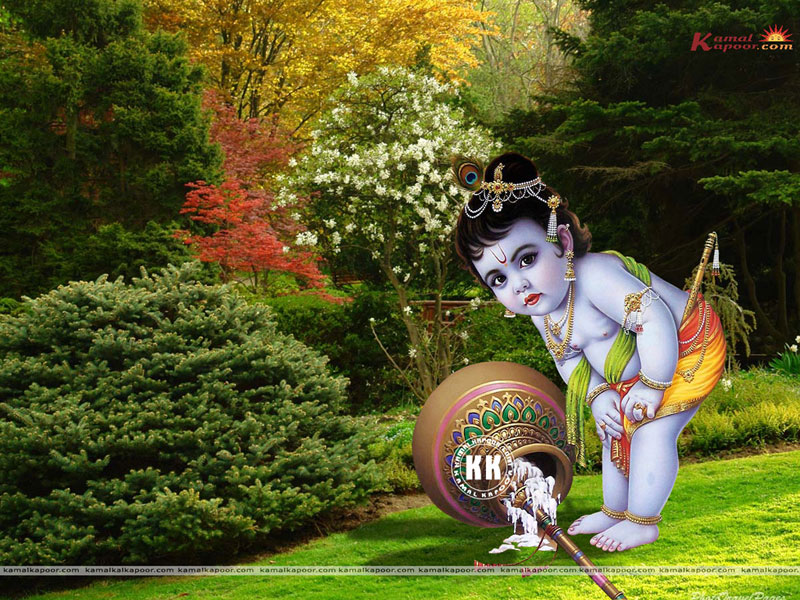 Bal Krishna Wallpaper