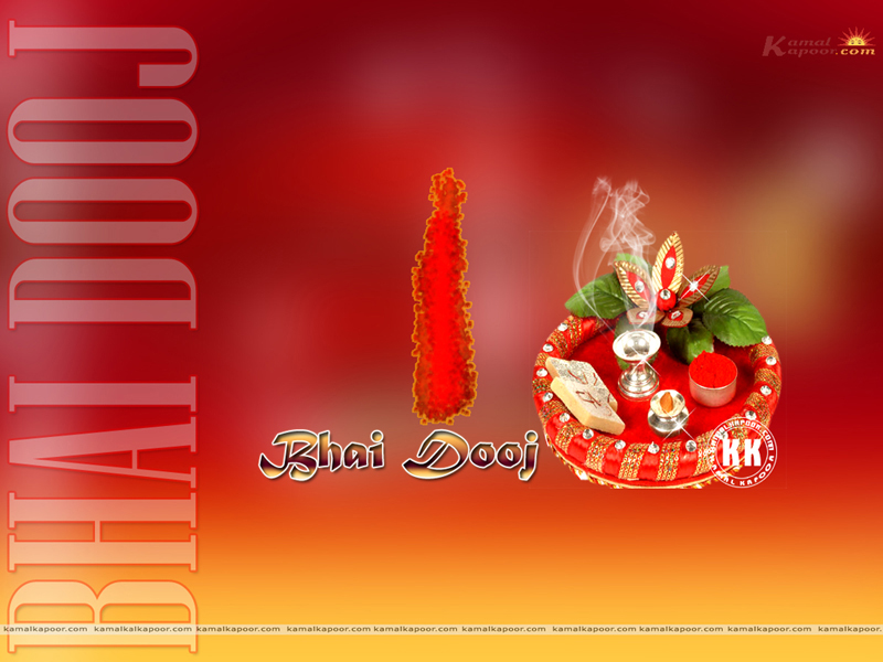 Bhai Dooj Wallpaper