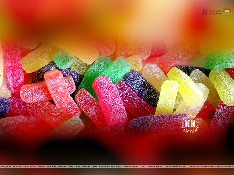gallery for colorful candy wallpaper