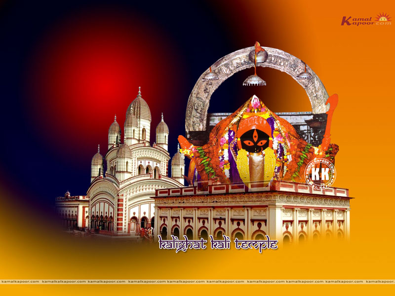Dakshineswar Kali Temple Wallpaper