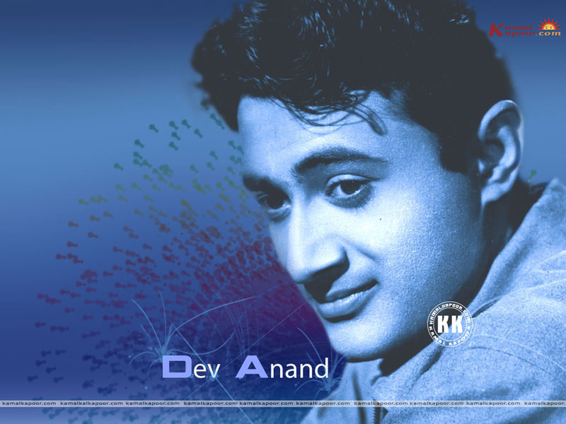 dev anand filmography