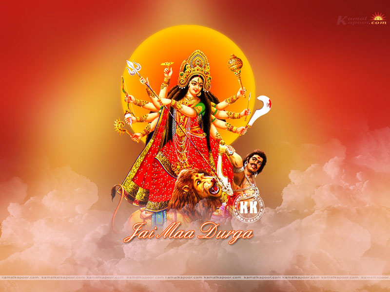 Free durga wallpapers and free durga images