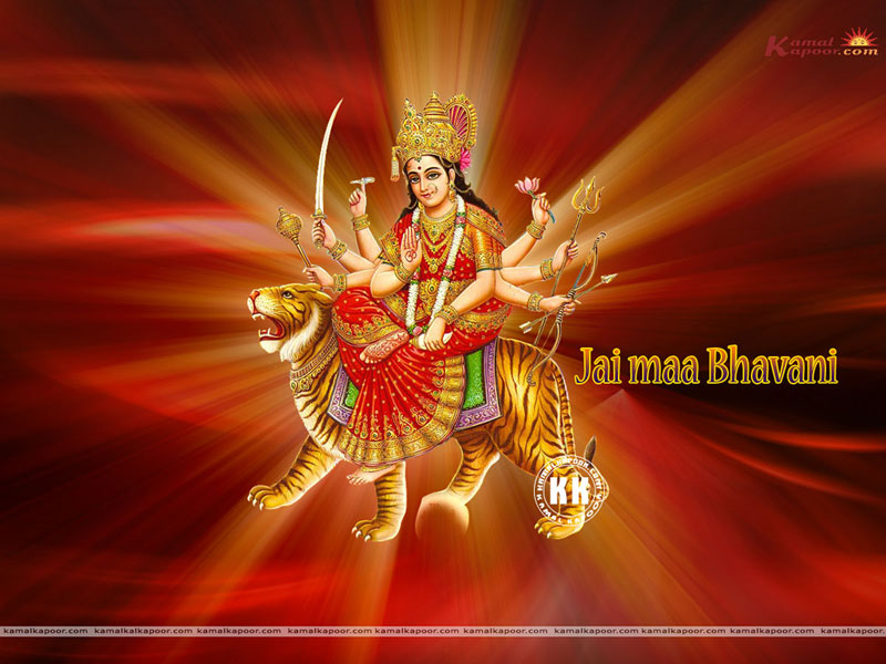 Durga Wallpapers Free Downloads Navratri Special Wallpapers