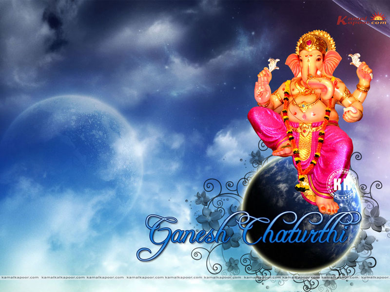 Ganesh Chaturthi Wallpaper