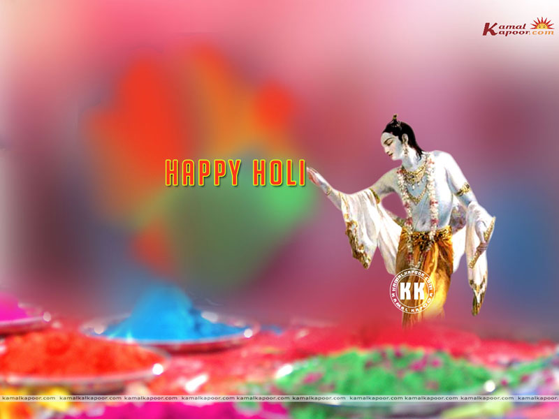 Holi Wallpapers Beautiful Background