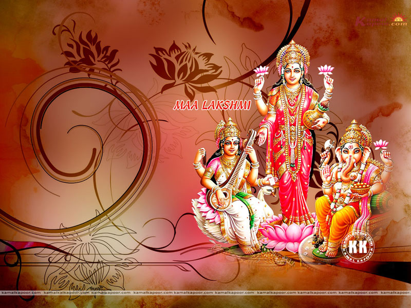 Free Lakshmi Wallpapers and Free Lakshmi Images