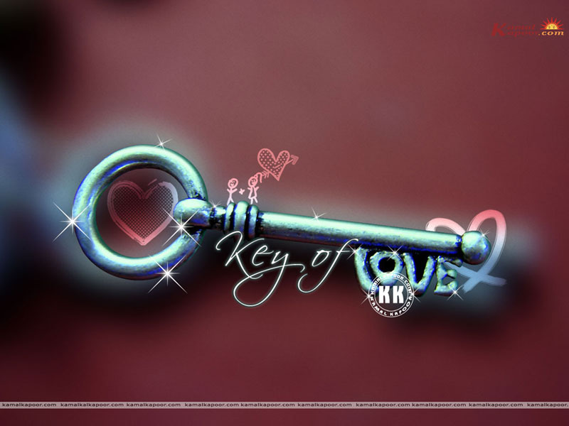 Love Key Wallpapers Keychains Hd