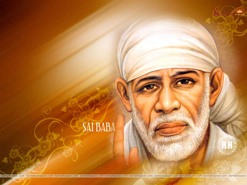 Shirdi Sai Baba Wallpapers Full Screen Wallpapers Of Sai Baba