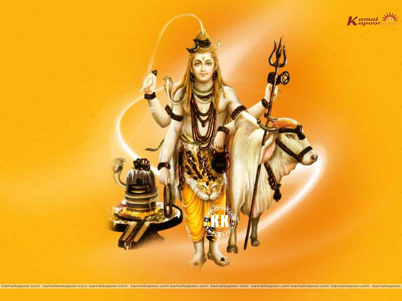 Indian Gods Shiva Indian Hindu God Lord Parvathi