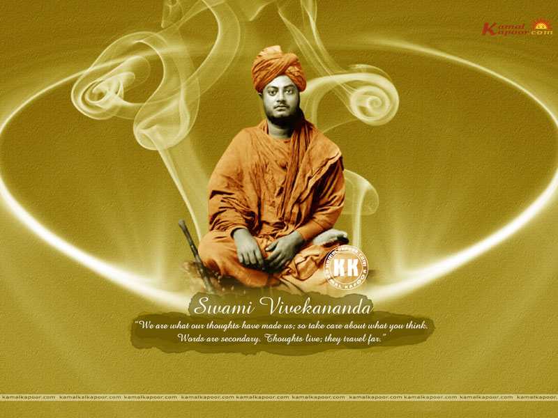 Swami Vivekananda Wallpaper