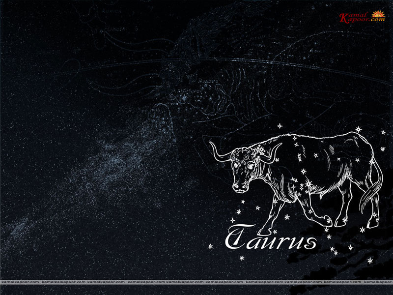 Taurus Wallpapers For Desktop Backgrounds Zodiac Symbol