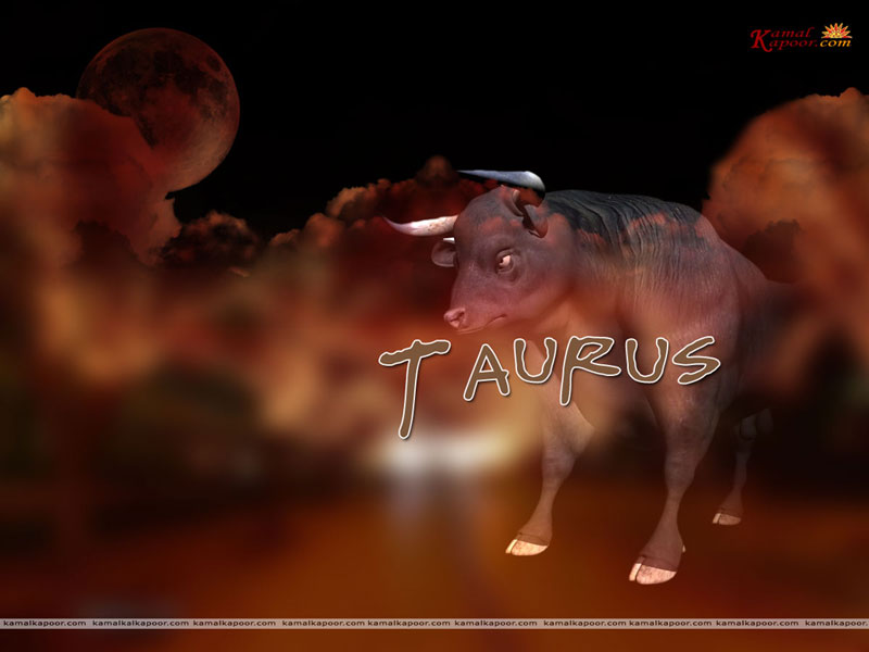 Taurus Wallpapers Free For Pc Zodiac Sign