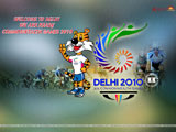 Commonwealth 2010 Wallpaper
