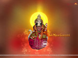 Gayatri Wallpaper