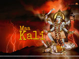 Kali Ma Wallpaper