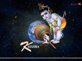 Krishana Wallpaper