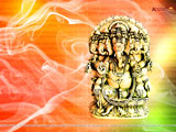 Panchmukhi Ganesh Wallpaper