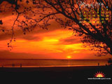 Sunset Calendars Wallpaper